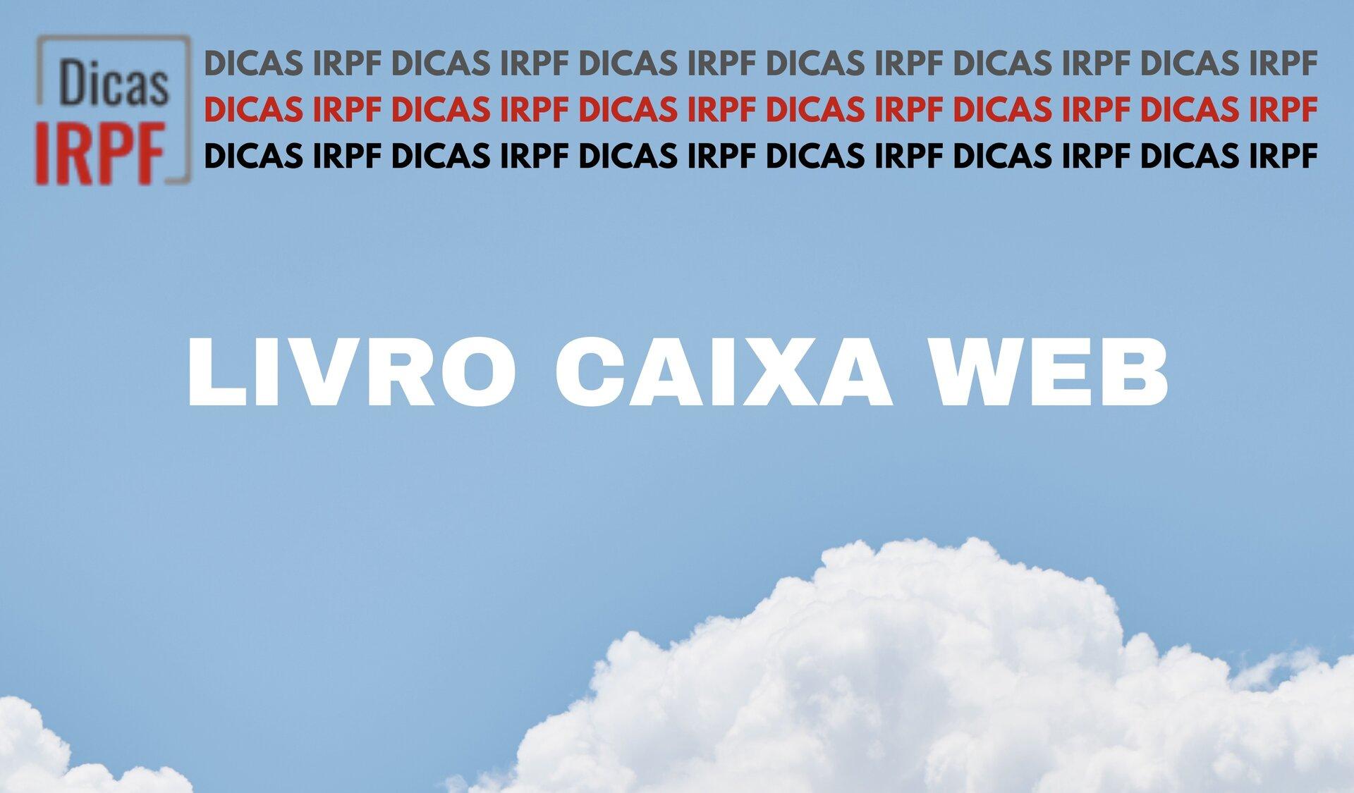 LIVRO CAIXA WEB